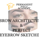 Brow Architecture & Perfect Eyebrow Sketching